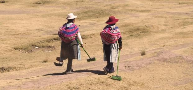 Cuzco, août 2009