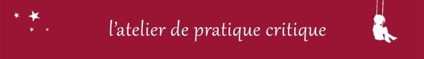 LesCandides - Atelier pratique critique