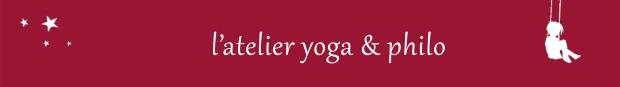 LesCandides - Atelier yoga philo